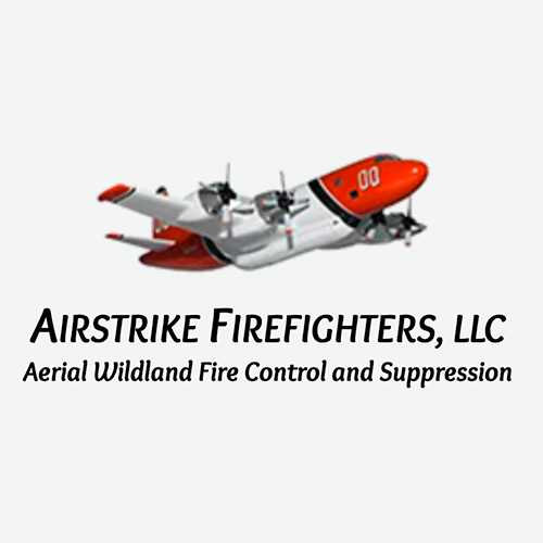 Airstrike-Firefighters-logo